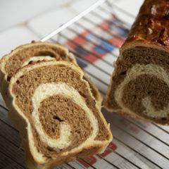 カフェナッツ食パン