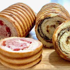 ミニラウンドパン~コーヒーメープル&ホワイトチョコベリー
