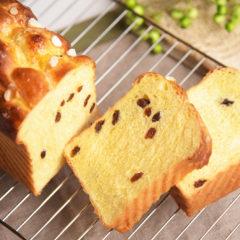 ハニーサワーレーズン食パン